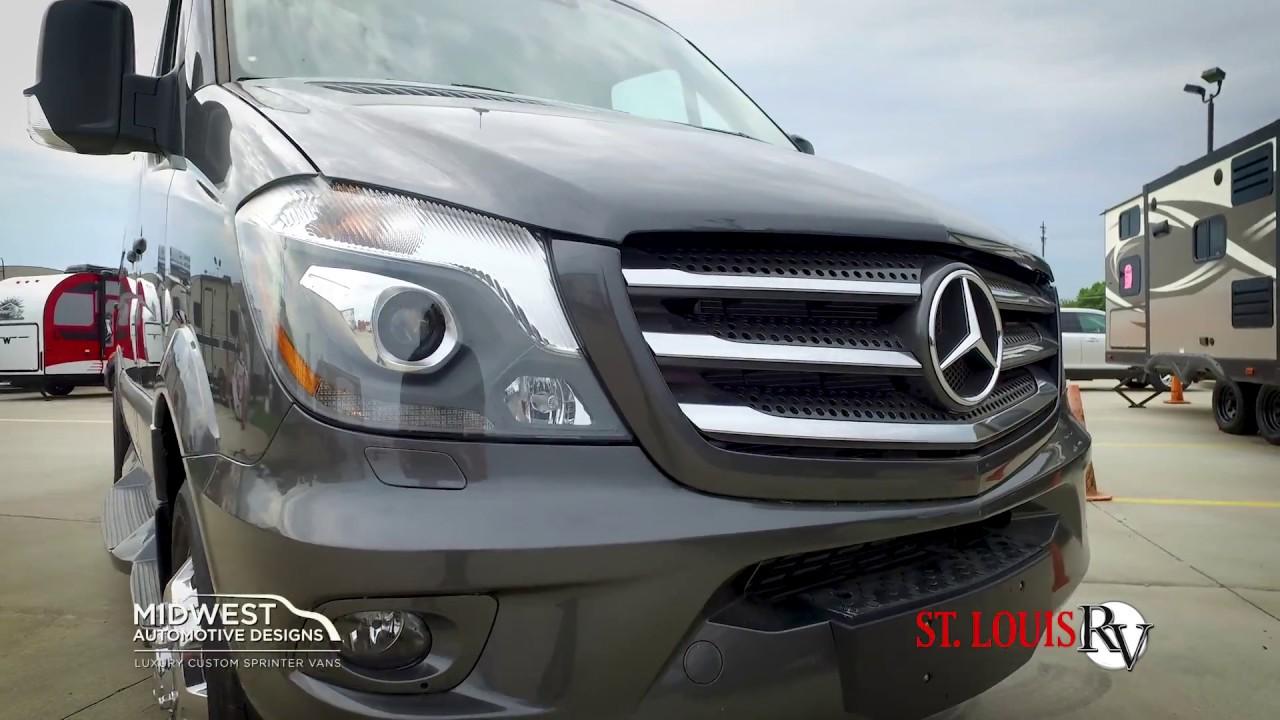 1125ddfa9f5 Mercedes Sprinter Van for Sale in St. Louis - YouTube