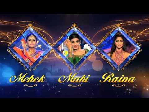 Full Download] Mehak Shaurya Hot Dance In Zee Rishtey Awards