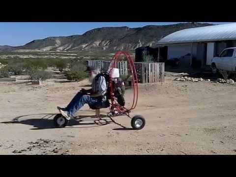 trike ground test
