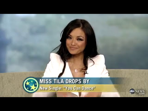Tila Tequila Interview on ABC News (2011)