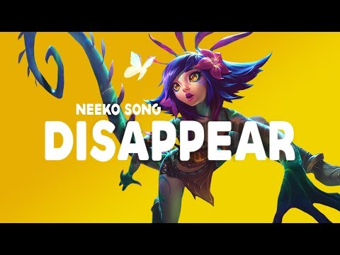 Instalok - Disappear [Neeko Song] (Marshmello ft. Bastille - Happier PARODY)