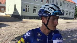 Mikkel Honoré før DM2019