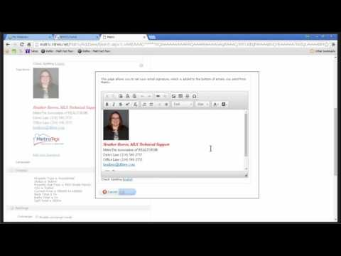 WEBINAR: Automating Your MLS Emails through Matrix