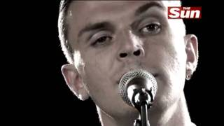 Скачать Hurts Blood Tears And Gold Live Biz Session The Sun HD