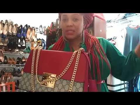 Marie La Rose vent ses sacs!!!
