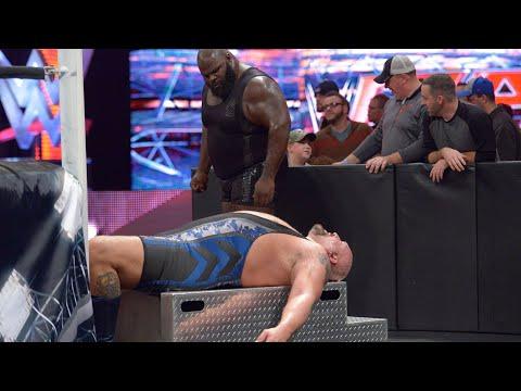 Mark Henry slams Big Show in amazing feat of strength: Monday Night Raw, Nov. 3, 2014