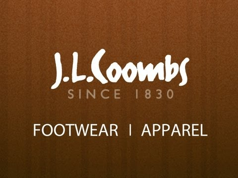J.L Coombs Footwear and Apparel- Portsmouth, New Hampshire
