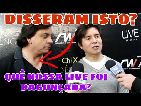 Criticaram Live De Chitãozinho E Xororó Veja A Resposta A
