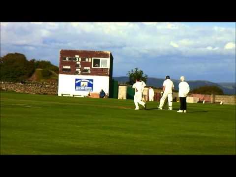 Tom Gifford's memorial Cricket Match