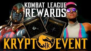 Mortal Kombat 11 | New 24hr Krypt Event OUT NOW! w/ Kombat League Rewards (Location & Gameplay)