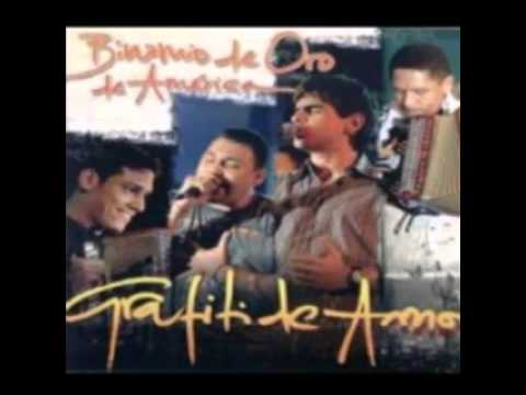 Album graffiti de amor binomio de oro 2