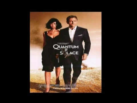 Quantum of Solace soundtrack- 1-Time to get out