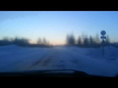 Road of Bones in Winter / Feb 2013 (part 1)