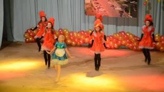 Студия эстрадно - современного танца Дельсарт. Алиса в стране чудес.
