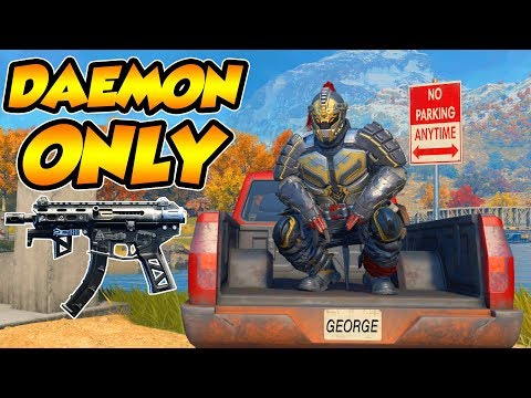 CoD BLACKOUT | **FiRST** EVER JUMPiNG ONTO A MOViNG TRUCK FOR THE KiLL!!! HiGH KiLL DAEMON ONLY!!!