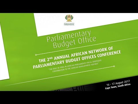 2nd African Network of Parliamentary Budget Offices (AN-PBO) Conference
