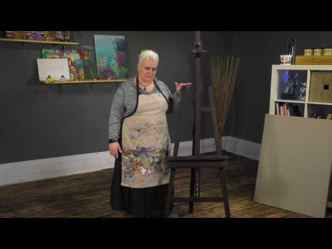 SoHo A-Frame Easel - Product Demo