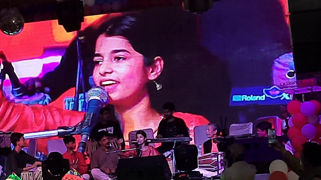 sundar pahunma elkhin-maithili thakur (live hd video 2021)