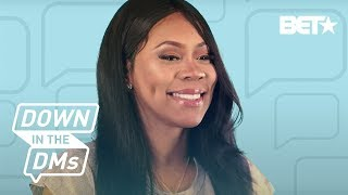 Flavor of Love's Deelishis Is Stalking Shannon Sharpe on Instagram | Down In The DMs
