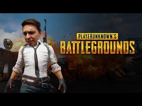 JSEM LEPŠÍ NEŽ CHUCK NORRIS | Playerunknown's Battlegrounds #1