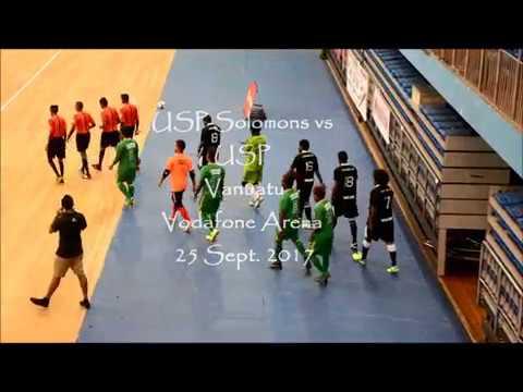 USP Solomons vs USP Vanuatu, Oceania Club Championship 2017