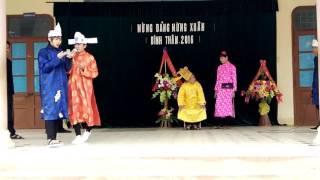 Gặp nhau cuối năm Học sinh trường Việt Trung