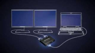 The Matrox DualHead2Go & Matrox TripleHead2Go Product Video (Full Version)