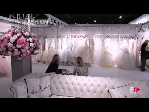 White Gallery Overview Bridal Design Fair 2014 London by Fashion Channel