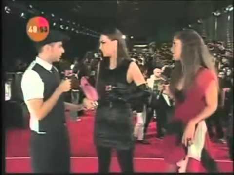 Belinda gana Mejor Artista solista en premios MTV