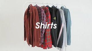 가을엔 셔츠입자! 7가지 남자 가을 셔츠 코디 룩북 (…