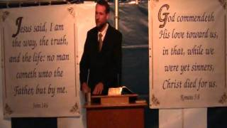 August 24th 2010 Christ Our Passover, The Lamb Of God : Holger Verlage - Gospel  Meeting (2/2)