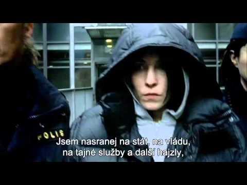 Dívka, která kopla do vosího hnízda (Girl Who Kicked the Hornest's Nest) - český trailer