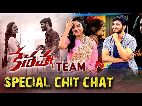 Keshava Movie Team Special Chit Chat || Nikhil, Ritu Varma || Show Time || NTV