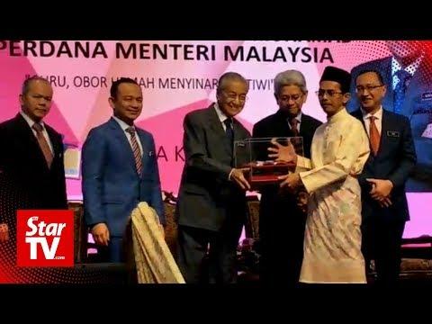 Nawi Ismail's dedication in teaching earns him National Teacher Icon Award 2019