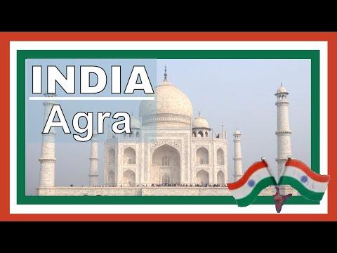 India slow train to Agra (AC1 class train tour) to see Taj Mahal, Baby Taj & Agra Fort (Red Fort)