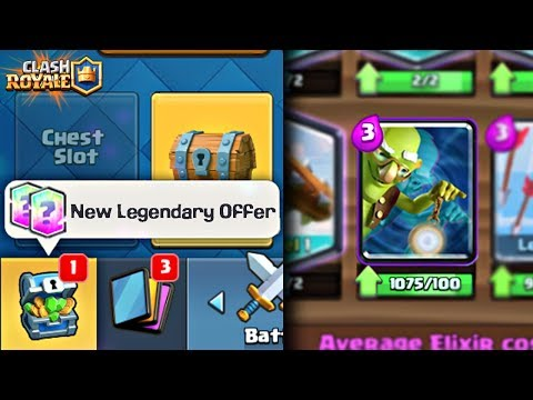 6 Goblin Shopkeeper Secrets That You Missed In Clash Royale [ReTrex]