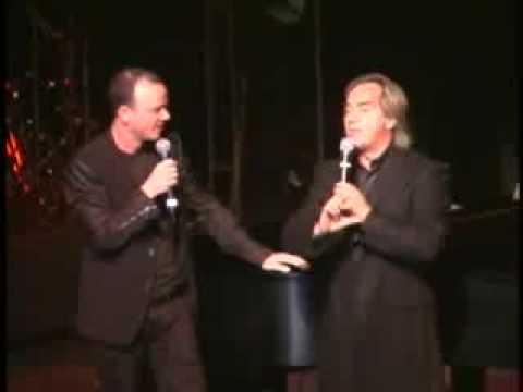 Gigi D'Alessio e Mauro Nardi a Chicago