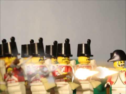1760 Lego Seven Years War Battle Test