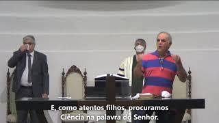 Culto Vespertino | 10/Jan/2021