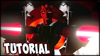 DISNEY INFINITY 3 STAR WARS - Tutorial: TOY BOX INTRODUCTION!