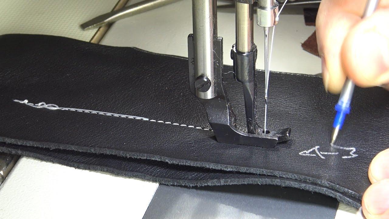 leather sewing machine needle