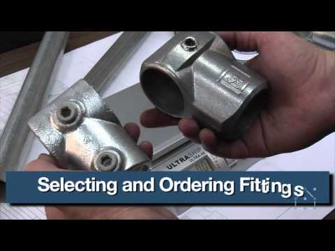 Kee Klamp & Kee Lite Pipe Fittings - Features & Use