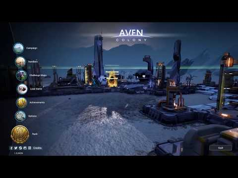 Early Aven Colony Stream. (Part 1)  