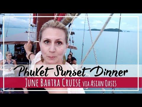 phuket-|-june-bahtra-sunset-dinner-cruise