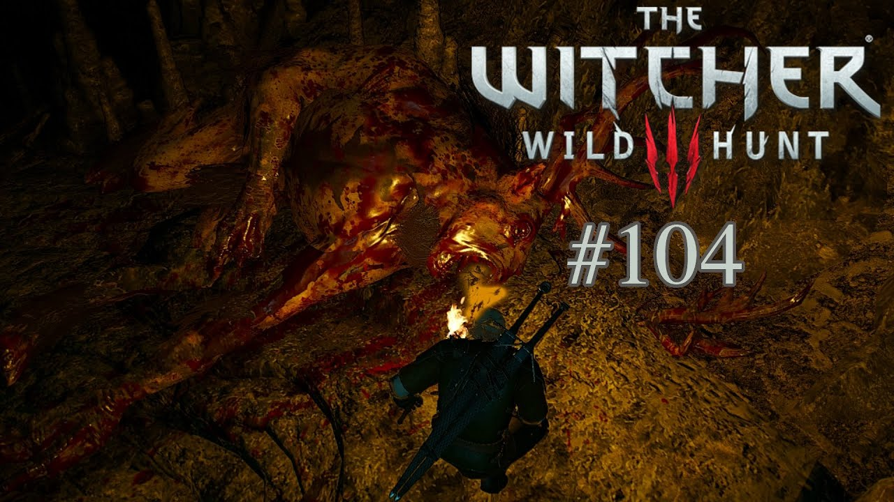 Lets Play The Witcher 3 104 Deutsch Full Hd Mysteriöse