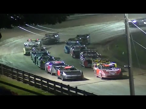 360 Late Model Feature | Little Valley Speedway | 7-3-15