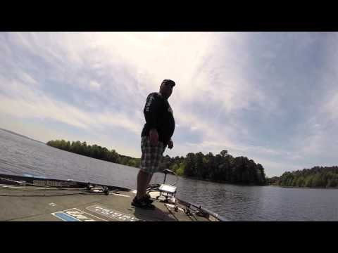 GoPro: Jacob Powroznik Day 2 catches at Toledo Bend