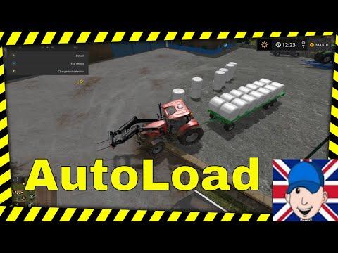 FS17 Mods AutoLoad Trailers