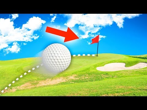 HOW TO ALWAYS GET A HOLE IN ONE! (Golf With Friends) |