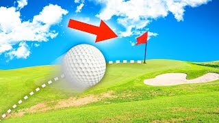 HOW TO ALWAYS GET A HOLE IN ONE! (Golf With Friends)